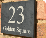 House Signs amp Numbers Design A Sign